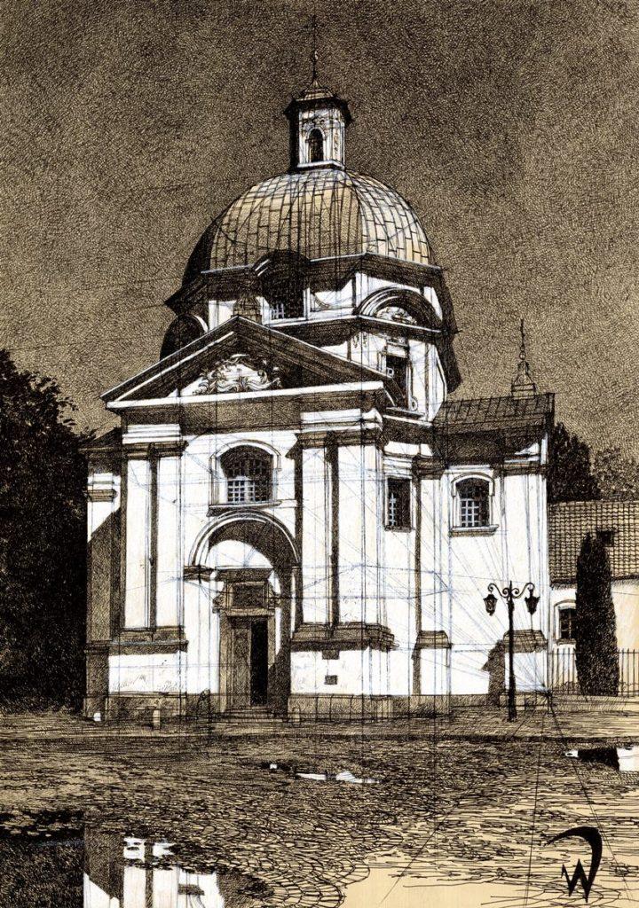 Wojciech Domińczak rysunek